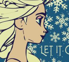 Let It Go (Frozen) (Disney) Sticker