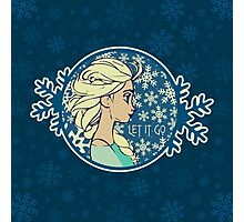 Let It Go (Frozen) (Disney) Photographic Print