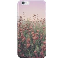 Floral Sunset iPhone Case/Skin
