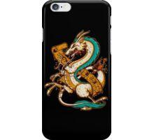 Spirited Crest iPhone Case/Skin