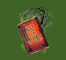 Into the woods. by ThijsDekker