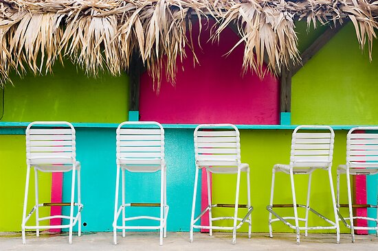 Bar in Bermuda by Anthony Torres