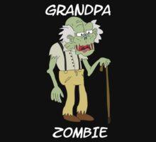 Grandpa Zombie by Cray-Z