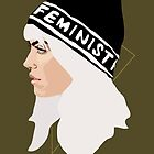 Feminist (Gold) by Anna McKay