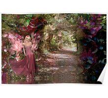 The Secret Garden - Rose & Cathleen Tarawhiti Poster