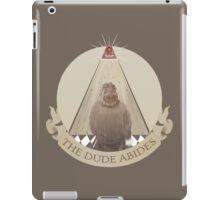All Seeing Rug iPad Case/Skin