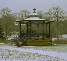 Winter in the Park by John Brotheridge