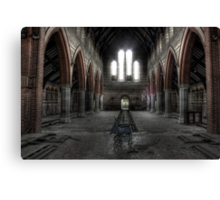 View of the chapel Canvas Print