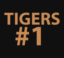 Tigers #1 Supporter Shirt by troyw
