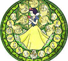 Snow White by Karpz
