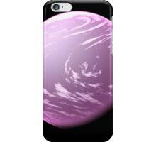 Purple Planet iPhone Case/Skin