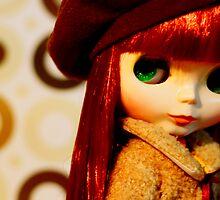 Mod Molly is Mod by Amelia Rhea