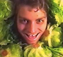 Mac Demarco - Lettuce Bath [No Text] Sticker