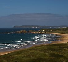 White Park Bay by Michael Jordan
