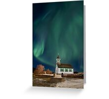 The Spirit Of Iceland Greeting Card