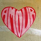 Love Heart © by Ethna Gillespie