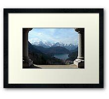 Dream Window Framed Print