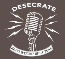Desecrate - Heavy Wieghts Of L.C PUNX 2 T-Shirt