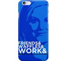 Knope And iPhone Case/Skin