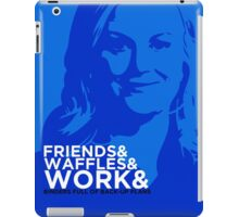 Knope And iPad Case/Skin