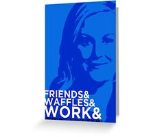 Knope And Greeting Card