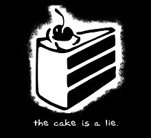 The Cake is a Lie by Mike Dio