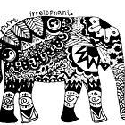 You're Irrelephant by alexavec