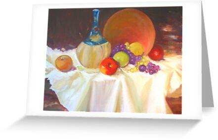 Fruit and Vine by gunnelau