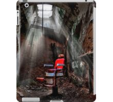 Barber Shop iPad Case/Skin
