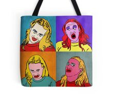 Miranda Sings Warhol Tote Bag