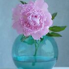 Peony in Pink by Colleen Farrell