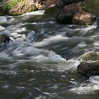 Rushing Rapids by lexiajainz