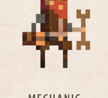 Pixel RPG - Mechanic Sticker