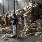 The Jute workers by Michael Edelstein