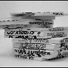 Sticky Notes by Tyson Moffitt