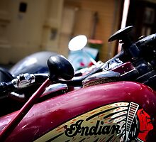Indian chief by garyparkinson