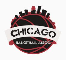 Chicago Basketball Association Kids Clothes