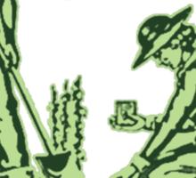 Grow A Garden - Plant Today! Sticker