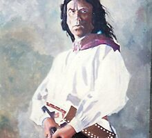Wes Studi (Geronimo) by dummy