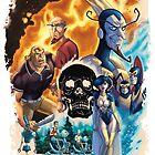 The Venture Bros.  by dngstudios