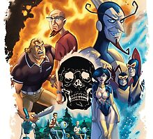 The Venture Bros.  by dngstudios