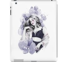 Midnight Orchid iPad Case/Skin