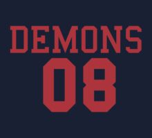 Demons Support Fan Club Shirt by troyw