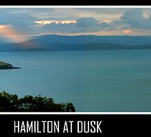 Hamilton at Dusk by Tracy King