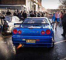 Nissan Skyline GTR by RossJukesAuto