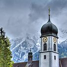 The Clock Tower by vivsworld