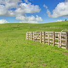 Victorian Country Side... by Chris Kean