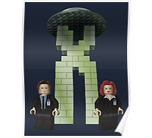 The BriX-Files Poster