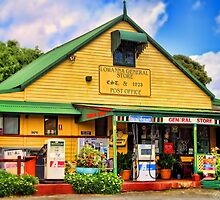Lowanna General Store by wallarooimages