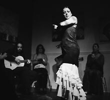 The Spanish Dancer (2009) by Andy Parker